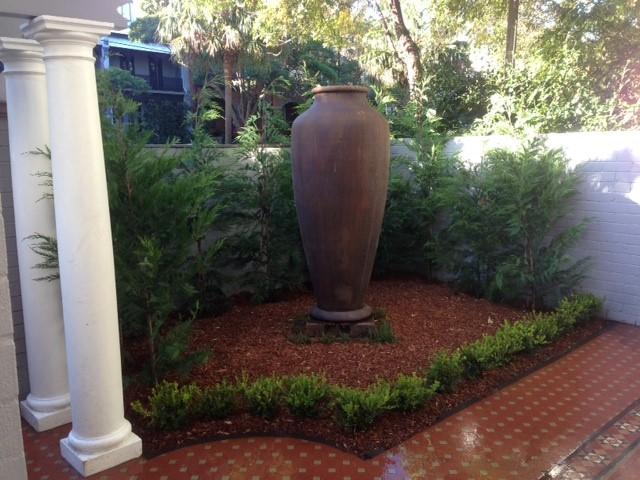 Moore Park - garden service eastern suburbs sydney