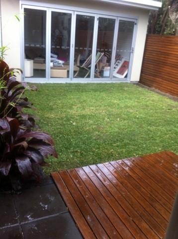 Tamarama st garden works sydney