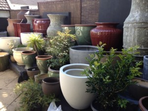 decorative pots for outdoors sydney