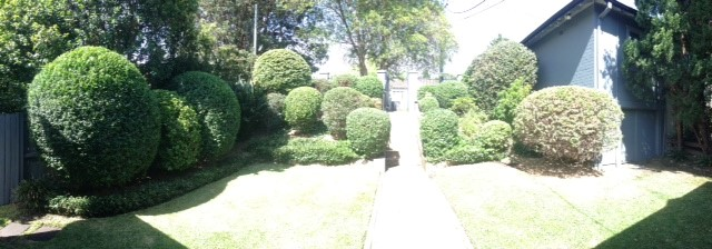 landscape maintenance sydney