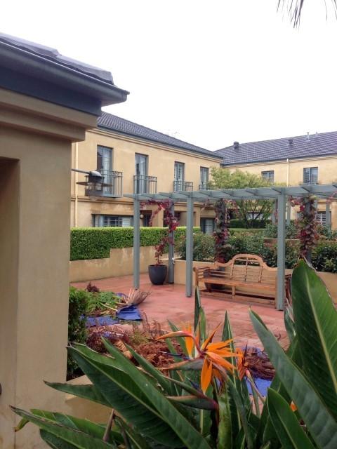large garden landscapers sydney