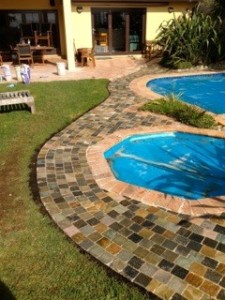 pool landscaping sydney