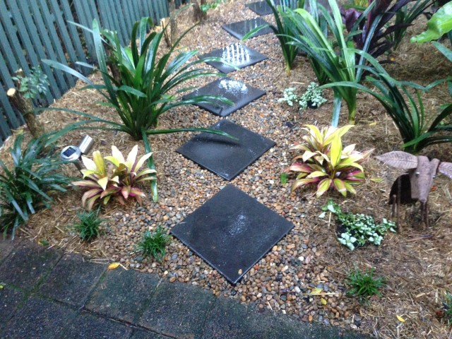 small front yard lanscaping eastern suburbs sydney - Copy