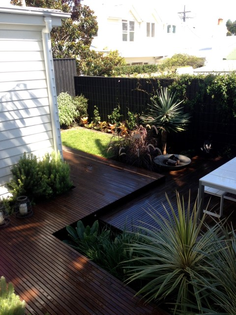small garden landscaping services sydney