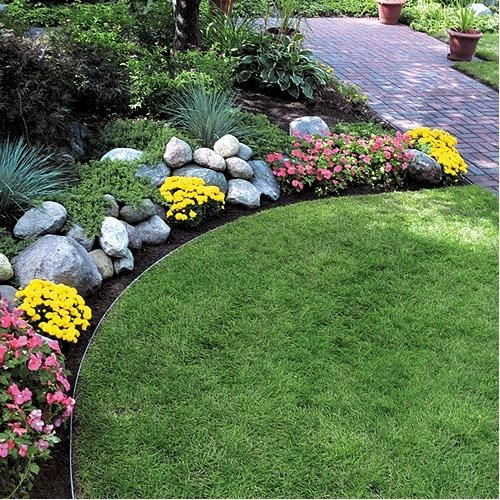 garden edging services