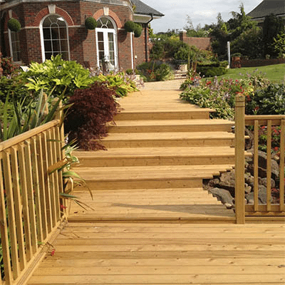 timber work