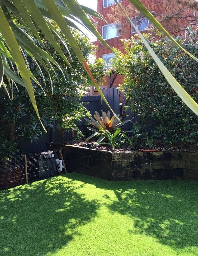 garden maintenance north sydney
