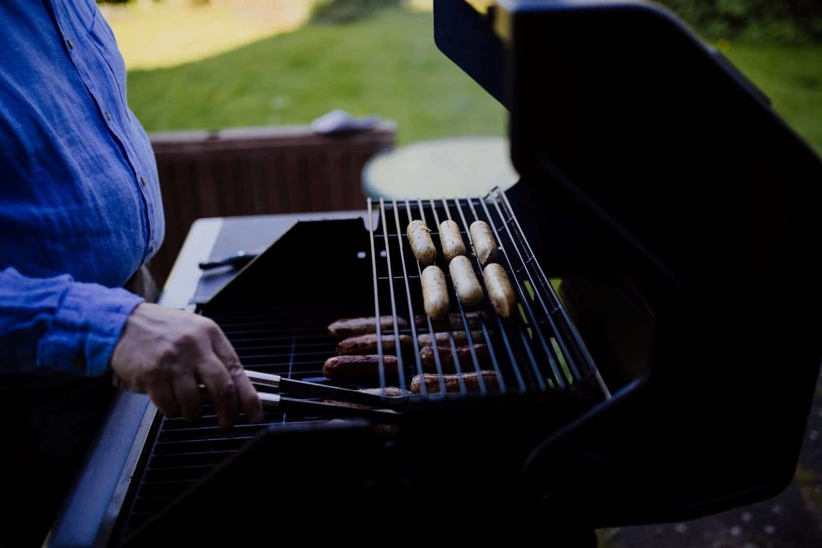 barbecue in summer