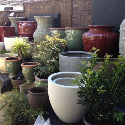 Decorative Pots & Shop - Large Outdoor Ceramic Plant Pots Sydney - For Sale Amico