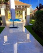 garden landscaping grass pool maintenance